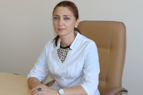 Акаева Динара Магомедрасуловна