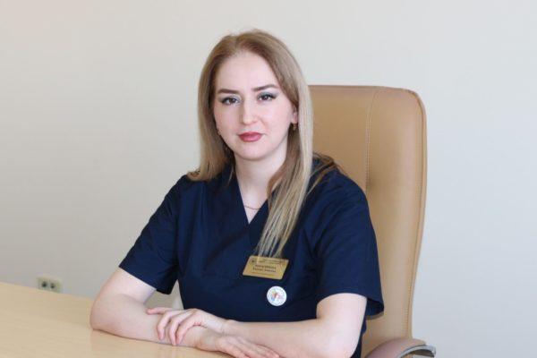 Ибрагимова Хадижа Алиевна