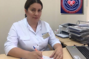 Джанбориева Дина Магомедбековна